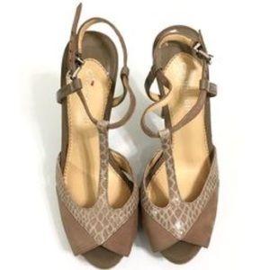 Gianni Bini Miley heels size 6 nwt